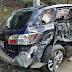 Accidente en jarabacoa deja dos personas heridas.