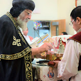 His Holiness Pope Tawadros II visit to St. Mark LA - DSC_0204.JPG