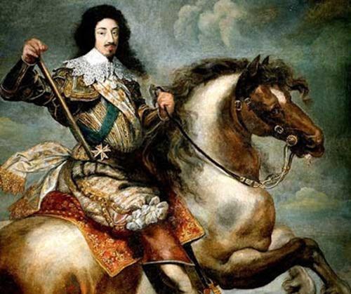 Louis-XIII_equestrian-portrait