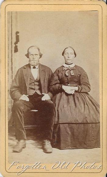 Couple CDV Parkers Prairie