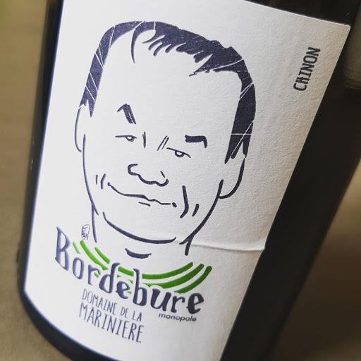 Sélection de Vins par DiotVino - Chinon - Domaine de la Marinière