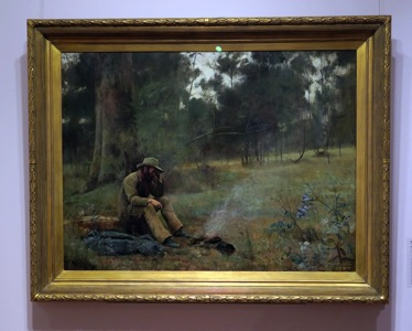 Down on his luck McCubbin
