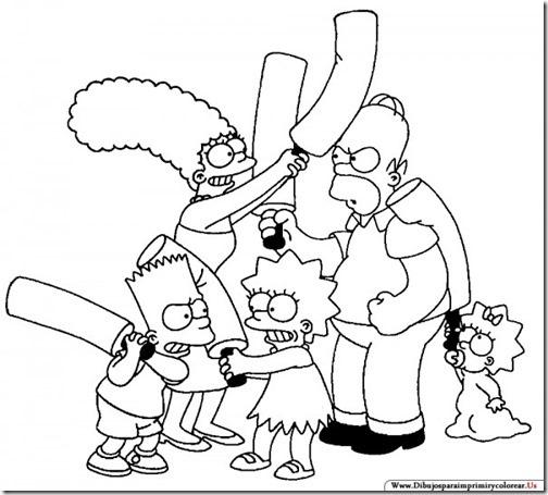 Dibujos-de-los-Simpson-1