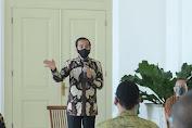 Jokowi : Vaksinasi Covid-19 Tunggu Izin Penggunaan dari BPOM