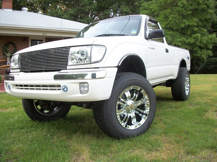 2004 toyota tacoma regular cab specifications pictures. Black Bedroom Furniture Sets. Home Design Ideas