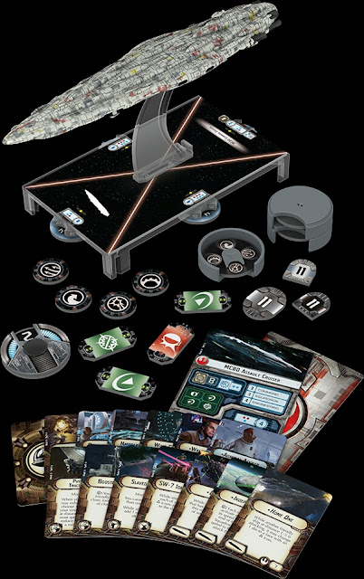 Home One Star Wars Armada Wave 2