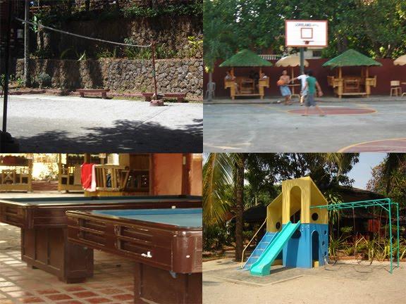 sports amenities