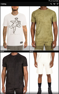 Karmaloop- screenshot thumbnail