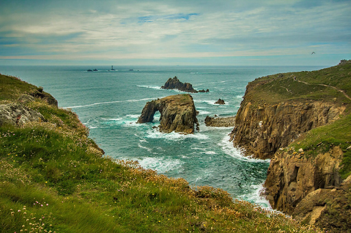 lands end Cornwall for artists