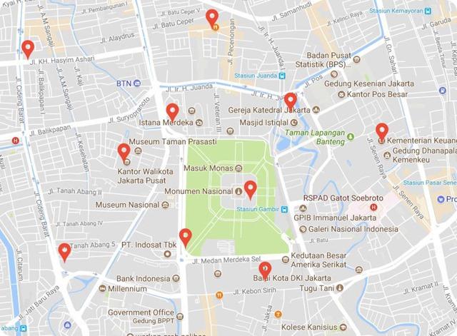 lokasi perangkat android dilacak oleh google walaupun layanan lokasi dimatikan