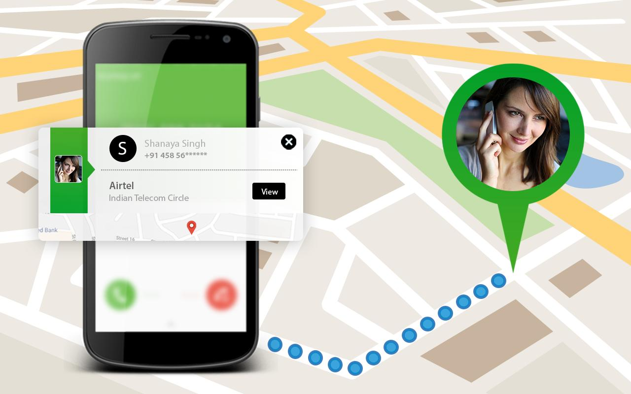 Location Discovery App from Free Phone Number
