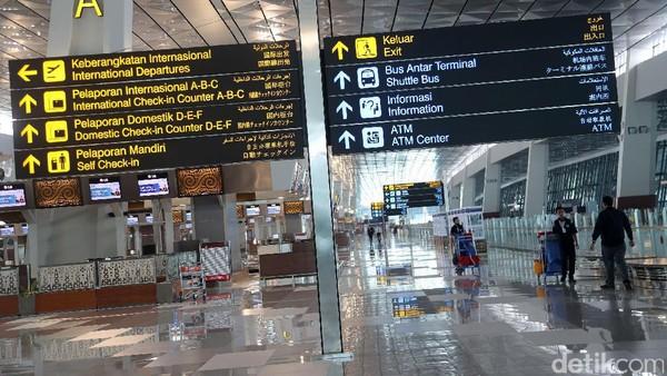 Tiket Pesawat Mahal, Bandara di RI Kehilangan 21 Juta Penumpang