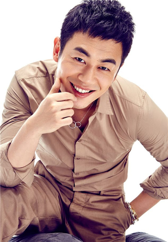 Zhu Yawen China Actor
