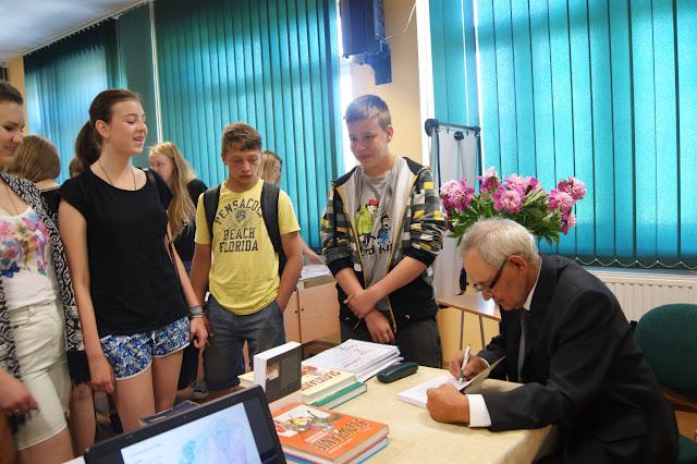Spotkanie z autorem książki Prasłowianie - DSC08490.JPG