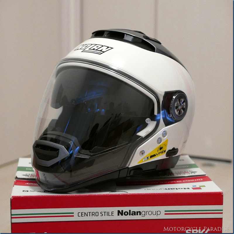 Nolan N44 Helmet review
