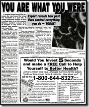 Weekly World News, Nov 6, 2001
