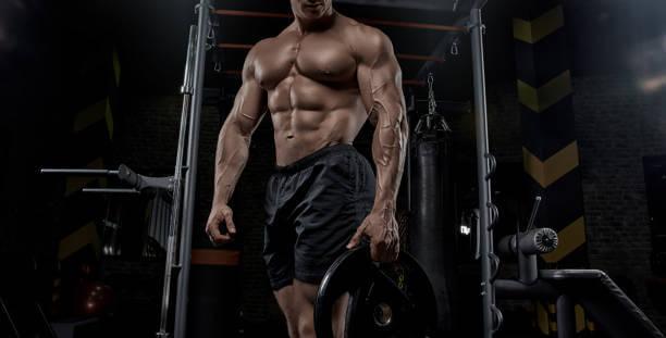 برنامج كامل تضخيم العضلات