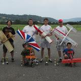 Letná liga upútaných modelov 3-4 kolo 2012 Stropkov