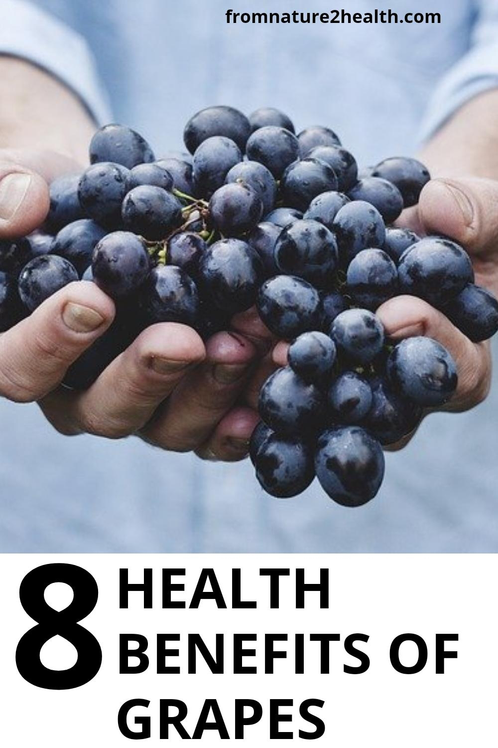 Benefit Grapes for Anti Aging, Cancer, Diabetes, Eye Health and Hypertension