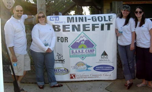 Mini-Golf Benefit