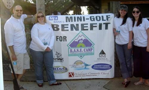 Mini-Golf Benefit