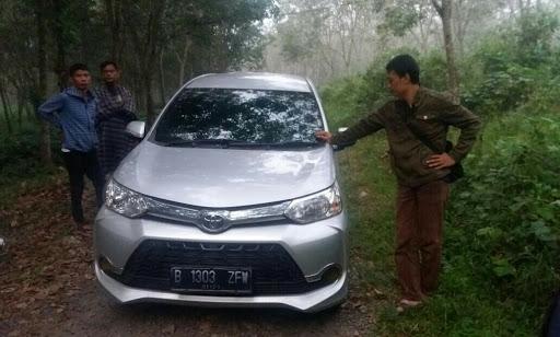 Dikalungi Cerulit Hingga Dilempar dari Mobil, Inilah Kronologi Lengkap Perampokan Sopir Grab Car di Sukabumi