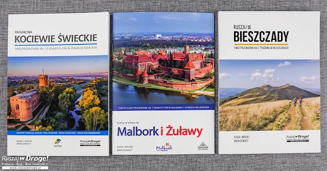 Ruszaj w drogę na Malbork i Żuławy w zestawie