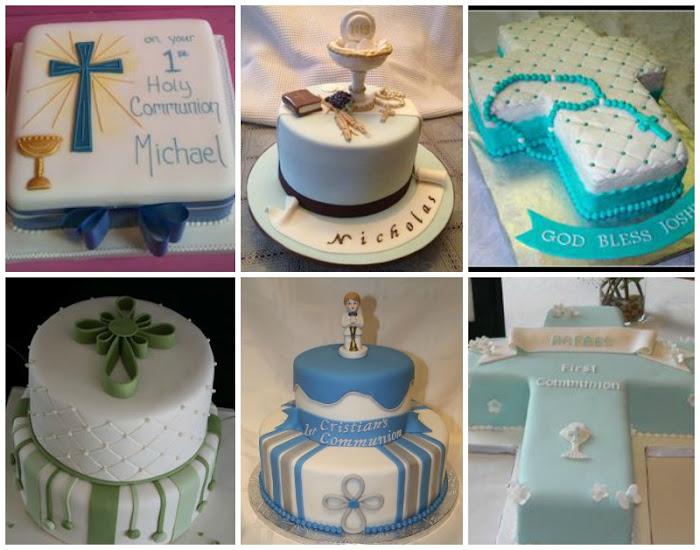 tortas de comunion para varon originales