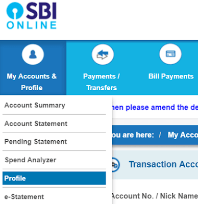 Steps to resolve the No Accounts Mapped for This Username error in sbi permanently