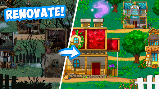 Ghost Town Adventures: Mystery Riddles Game apkpoly screenshots 15