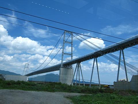 JR東日本「大船渡線BRT」 1778 観光型BRT「海」 車窓 その4