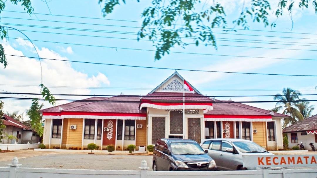 Kantor Kecamatan Jongkat Kantor Pemerintah Distrik