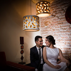 Wedding photographer Juan Zarate (zarate). Photo of 18.12.2017
