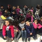 Infantil visita la Biblioteca de Torre Pacheco