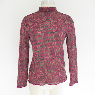 Missoni Roll-Neck Top