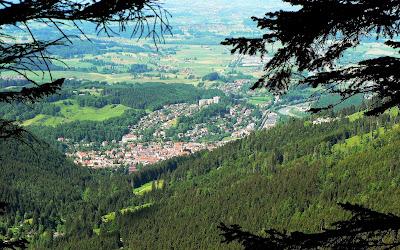 Blick Steigbachtal und Immenstadt