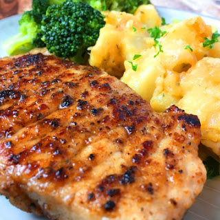 Best Damn Instant Pot Boneless Pork Chops.