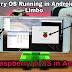 Raspberry Pi OS Running in Android Phone using Limbo PC Emulator