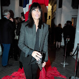 WWW.ENTSIMAGES.COM -  Claudia Winkleman    at    Mitch Griffiths Iconostasis  private view at Halcyon Gallery, 144 New Bond Street May 15th 2013                                                   Photo Mobis Photos/OIC 0203 174 1069