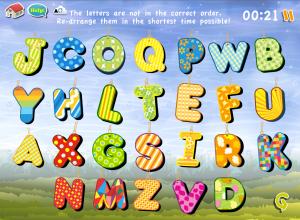 Alphabet Jumbled Image 1