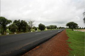 De  nuevo en la carretera rumbo a Kaolack