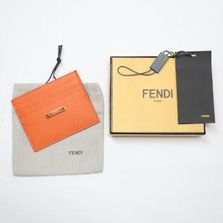 Fendi NEW Card Case