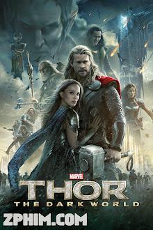 Thần Sấm 2: Thế Giới Bóng Tối - Thor: The Dark World (2013) Poster