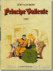 P00051 - Príncipe Valiente (1987)
