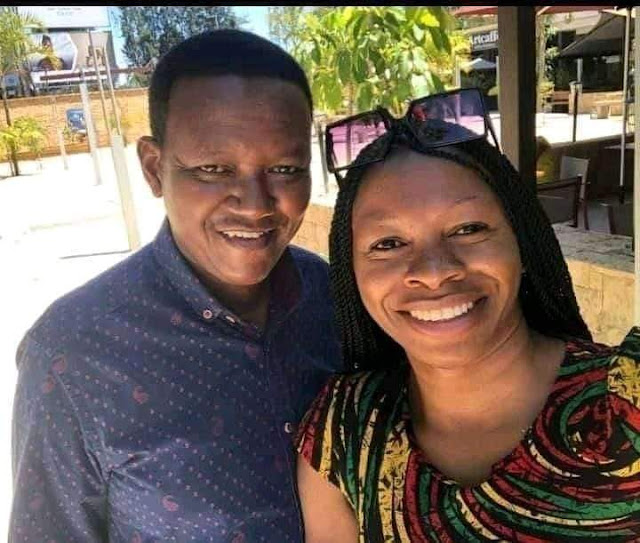 Machakos Governor Alfred Mutua new girlfriend photos