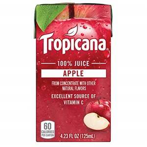 tropicana apple