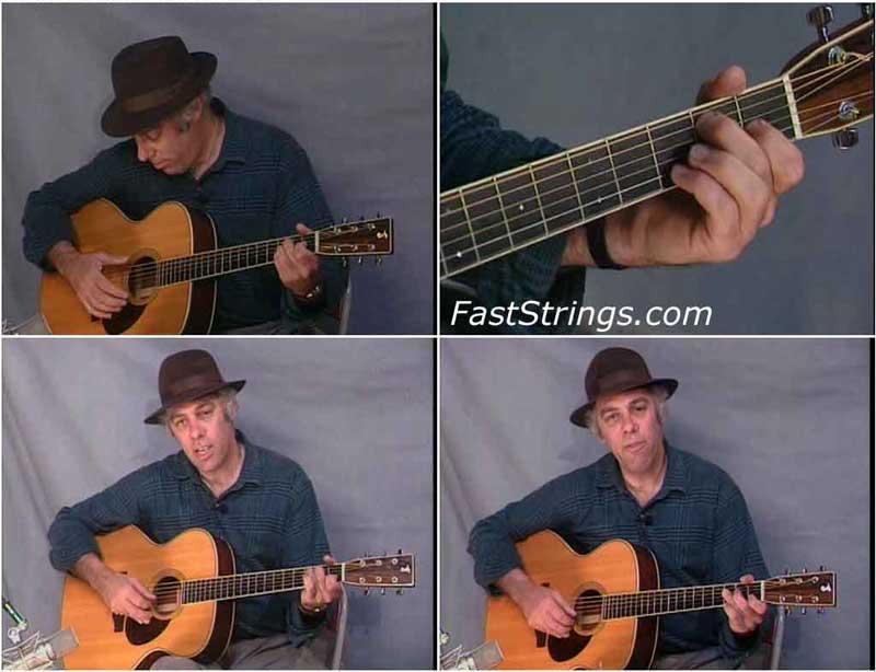 Fred Sokolow - Beginner's Blues Guitar