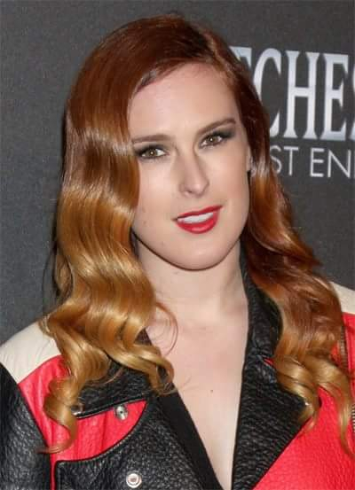 Rumer Willis Cute dp picture