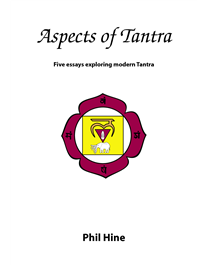 Cover of Phil Hine's Book Aspects of Tantra