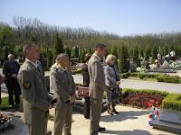 Posjet grobu Alfreda Hilla Vukovar